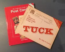 Tuck American Postcard Guide, Collector's Guide to Postcards - Lot of 2