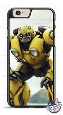 Bumblebee Car Transformer Toys Phone Case Cover Fits iPhone Samsung Google etc