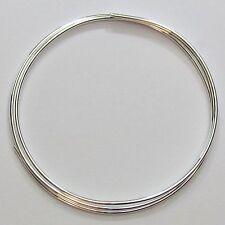 Pure Silver 14 Gauge Wire 9999 (99.99%) - 2 Feet