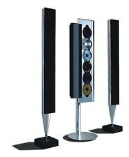 BANG & OLUFSEN BEOSOUND 9000 CD PLAYER/TUNER + BEOLAB 8000 SPEAKERS + BEO 4