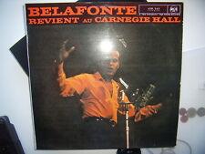 Harry Belafonte revient au Carnegie Hall RCA ALT -- TOP... VINILE: MINT -/COVER: ex