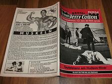 G-man: JERRY COTTON # 806 -- TEUFELSTANZ am HUDSON-RIVER // 1. Auflage 1.7.1970