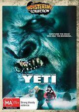 Yeti (DVD, 2013) ex rental