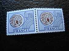 FRANCE - timbre yvert et tellier preoblitere n° 145 x2 n** (A24) stamp