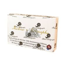 2020 Historic Autographs Hof & All Star 10th Anniversary Edition Box