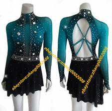 Ice skating dress.Competition Figure Skating Dress /Baton Twirling Dance Dress