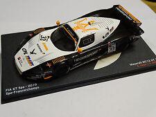 IXO ALTAYA BELLE MASERATI MC 12 GT1  FIA GT SPA 2010 EN BOITE 1/43