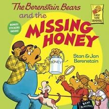 The Berenstain Bears and the Missing Honey (Berenstain Bears (Hardcover)): By...