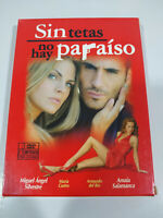 Senza Seno Non Paradiso Stagione 2 Parte 1 - Miguel Angel Selvatico 3 X DVD
