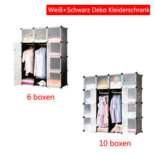 Standregal Regalsystem DIY Steckregal Kleiderschrank Schuhregal Aktenregal Büro