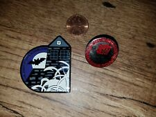 geocaching geocoin And 100 Find Pin Coin RIP OCEPVK