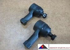 2 Outer Tie Rods Ends Steering Part RACK END Best Performance Low Price