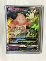 Mr. Mime GX Pokemon Card 67/181 Team Up Near Mint Minus Condition NM-