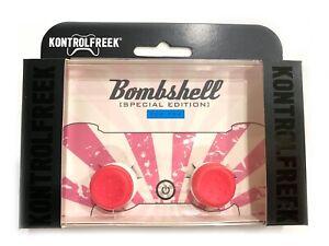 KontrolFreek Freek FPS Bombshell Performance Thumbsticks Grips for PS4