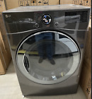 Samsung DVE45R6100P  Electric Dryer with 7.5 Cu. Ft. Capacity in Platinum New photo