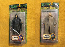 Lord of the Rings Legolas and Strider action figures