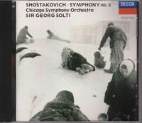 Sir Georg Solti Shostakovich Symphonies 5CD TOWER RECORDS JP