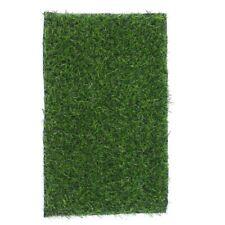 3.3'x32.8ft Artificial Grass Lawn Synthetic Green Grass Floor Mat Turf Landscape