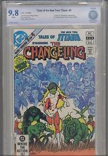 Tales of the Teen Titans #3 CBCS In frame like CGC  9.8 DC Comic: Make an Offer!