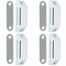 4x LARGE MAGNETIC CATCH Heavy Duty 6kg Cupboard Cabinet Door STRONG Magnet Latch