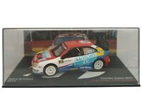 1/43 CITROEN XSARA WRC 2010 MULLER RALLY RALLYE COCHE METAL ESCALA SCALE DIECAST