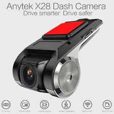 New listing Luxury Anytek X28 Fhd 1080P 150° Dash Cam Car Dvr Recorder WiFi Adas G-sensor