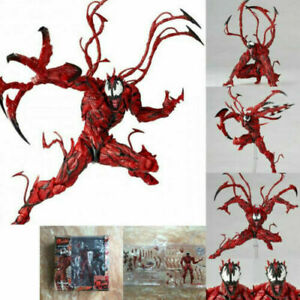 PVC Marvel Collection Carnage Red Venom Action Figure Model Toys Christmas Gifts