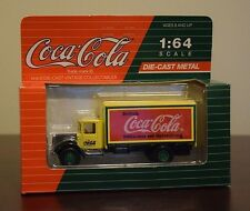 Vintage Vehicles Coca-Cola Die-Cast Metal Mack Model BM Delivery Truck NIB-L@@K!