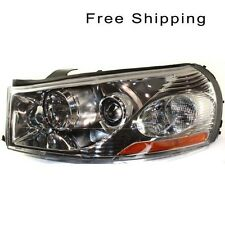 Halogen Head Lamp Assembly Driver Side Fits Saturn L200 L300 LW200 GM2502229