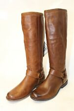 Frye MISMATCH Womens 9 8.5 B Phillip Harness NEW $347 Leather Riding Boots gwf