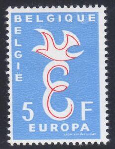 Belgium 1958 MNH Mi 1118 Sc 528 Europa Issue.Europa Cept