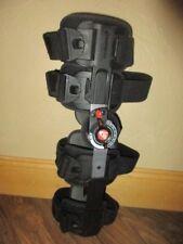 BREG T-Scope Telescoping PREMIER ROM Post Op Hinged Knee Brace w/ Foam Padding