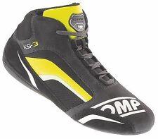 Botas de karting y racing negros OMP