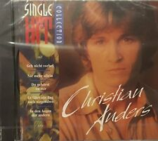 Christian Anders Single Hit-Collection (16 tracks)  [CD]