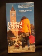 BIG MAN ON CAMPUS IN FRENCH SEALED NEW VHS VIDEO LE BOSSU DU CAMPUS CANADA RARE
