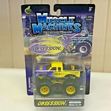 Muscle Machines Obsession 1:64 scale Die cast ( N 2 )