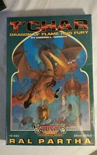 Ral partha T'char Dragon of flame and fury by Sandra L Garrity