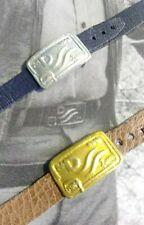 1/6 custom DUKE 'Red River D' cowboy action figure belt GOLD Marx GI Joe