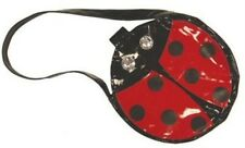 Lady Bug Lady Bird Handbag Purse Ladybird LadybugFancy Dress Bag NEW P7373
