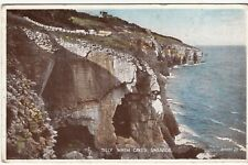 Postcard - TILLY WHIM CAVES, SWANAGE