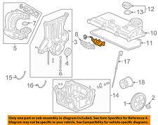 HONDA OEM 00-06 Insight Engine Parts-Spacer Gasket 17146PHM004
