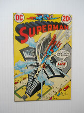 Superman #262 (DC, 3/73) FN/VF  Nick Cardy-c/a. Nice!!