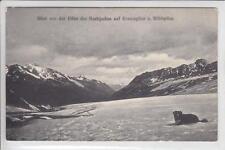 AK Vent, Kreuzspitze u. Wildspitze vom Hochjoch, 1910
