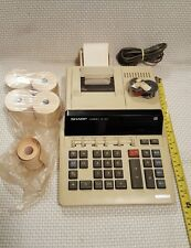 Sharp Compet CS-1635 Electronic Calculator 10 Digit (vintage) 70s