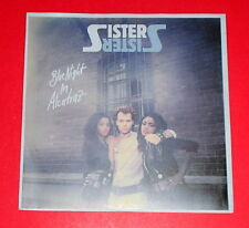Sister Sister - Blue night in Alcatraz & River raid -- Single / Pop