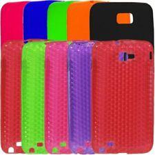 Carcasas Para Samsung Galaxy Note de silicona/goma para teléfonos móviles y PDAs