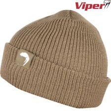 Viper Tactical Bob Hat Airsoft Clothing Headwear Outdoor Sports Cap Beanie Coyote Tan
