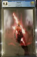 Flash #750 Bosslogic Planet Awesome ECCC Cover B Virgin Variant CGC 9.8 DC 2020