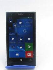 Nokia Lumia 1020 32GB Black AT&T Unlocked Smartphone-Good Condition-GD7182