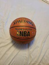 Spalding 63-2498 Official Size 29.5 Inch NBA Super Flite Basketball